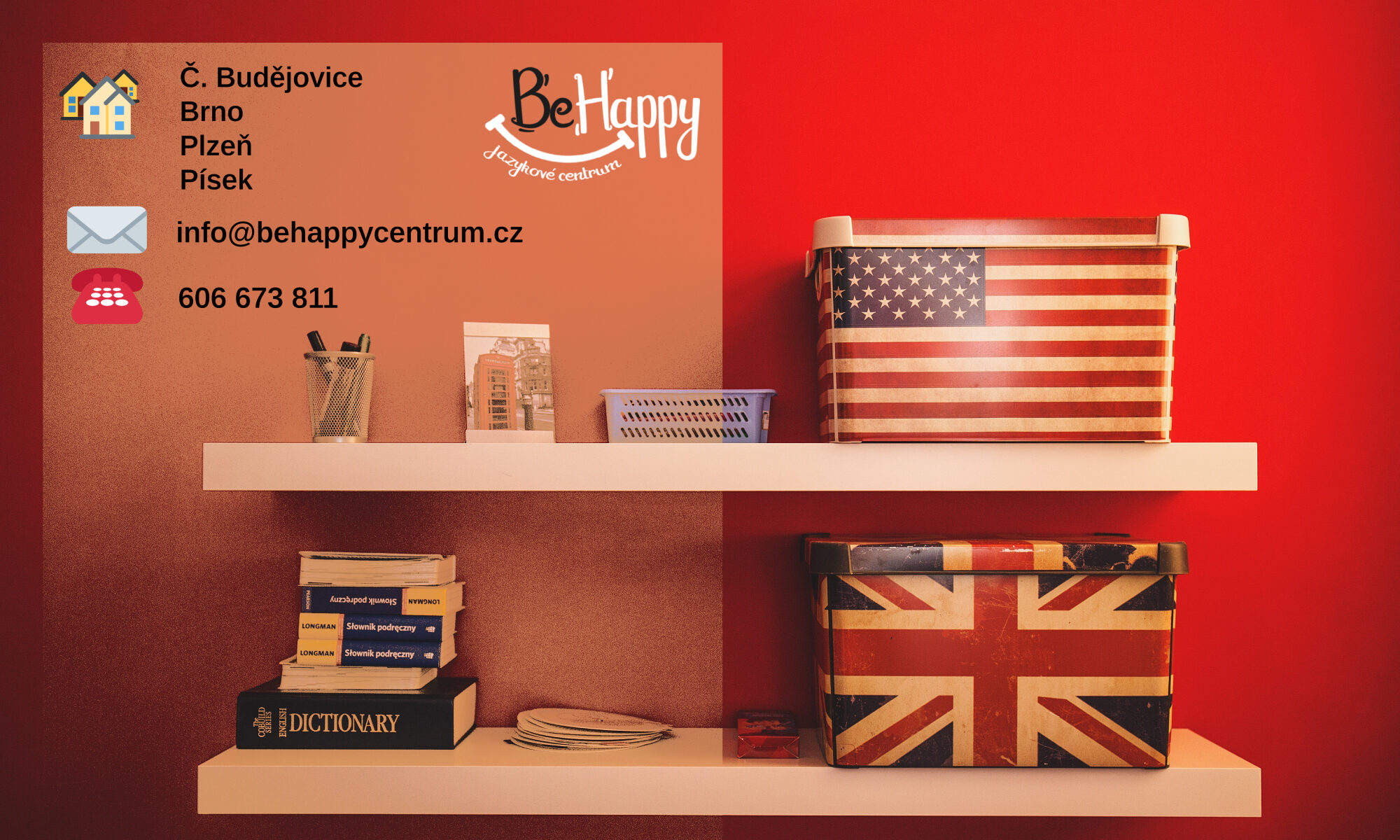 Be Happy jazykové centrum